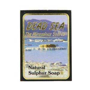 Malki Dead Sea Natural Sulphur Soap (90g) Soaps