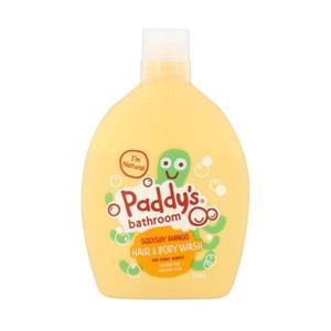 Paddy's Bathroom Foaming Body Wash Squishy Mango 200ml