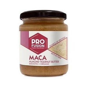 Profusion Organic Maca - Almond Tiger Butter 250g Food Cupboard