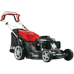 Efco Ar53-tbx Self-propelled Petrol Lawn Mower (aluminium Deck) Lawnmowers > Petrol Four Wheel Rotary Lawn Mowers