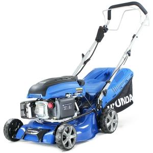Hyundai Hym430spe Self-propelled Petrol Lawnmower With Electric Start Lawnmowers > Petrol Four Wheel Rotary Lawn Mowers
