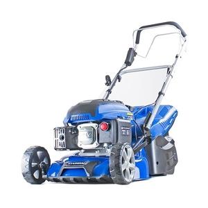 Hyundai Hym430sper Self-propelled Petrol Lawnmower With Electric... Lawnmowers > Petrol Four Wheel Rotary Lawn Mowers