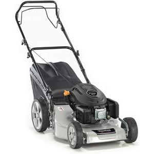 Mountfield Sp53-silver Edition Self-propelled 3-in-1 Petrol Lawnmower Lawnmowers > Petrol Four Wheel Rotary Lawn Mowers