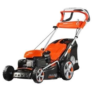 Oleo-mac G48-tk Allroad Plus-4 4-in-1 Self-propelled Petrol Lawnmower Lawnmowers > Petrol Four Wheel Rotary Lawn Mowers