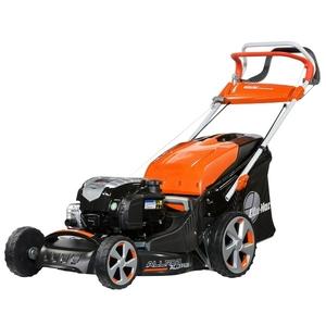 Oleo-mac Max 48-tbx Allroad Alu Self-propelled Petrol Lawnmower... Lawnmowers > Petrol Four Wheel Rotary Lawn Mowers