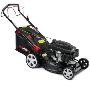 Racing 5096-ac 4-in-1 Hi-wheel Self-propelled Petrol Lawnmower Lawnmowers > Petrol Four Wheel Rotary Lawn Mowers