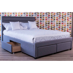 Afton Double Bedframe Upholstered Beds