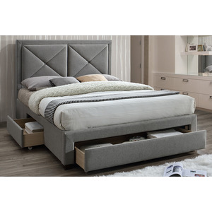 Genisis Double Bedframe Upholstered Beds