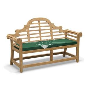 Cushion For Teak Garden Furniture Lutyens Bench (cushion Only) Garden Furniture Bench Cushion