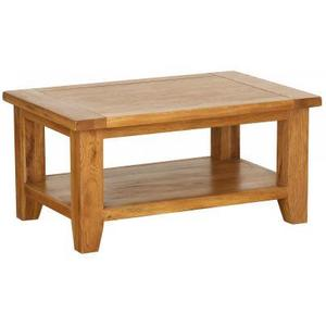 Dorchester Petite Rectangular Coffee Table