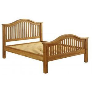 Dorchester Premium Oak High End 4ft 6in Double Bed