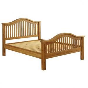 Dorchester Premium Oak High End 5ft King Size Bed
