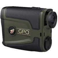 German Precision Opt Gpo Rangetracker 1800 Laser Rangefinder - Green Hlrf1801