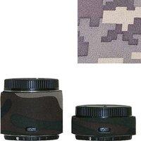 Lenscoats Lenscoat Set For Sony 1.4 And 2x Teleconverters - Digital Camo Lcsoexdc