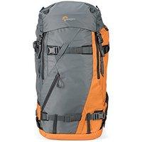 Lowepro Powder Bp 500 Aw Backpack - Grey / Orange Lp37230 Pww