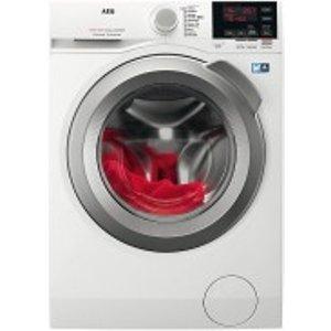 Aeg L6fbg842r Washing Machines