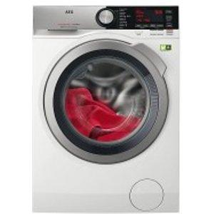 Aeg L8fec846r Washing Machines