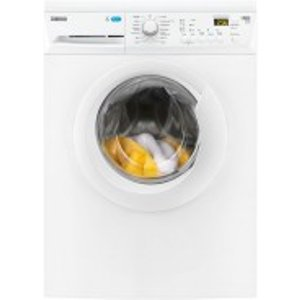Zanussi Zwf81243w Washing Machines