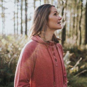 Saltrock - Chirinco - Women's Pop Hoodie - Red  38874429554873 General Clothing