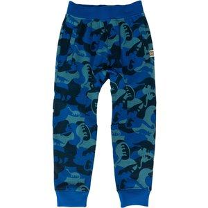 Saltrock - Dino Camo - Kids Joggers - Blue  38874213122233 Childrens Clothing
