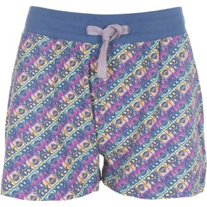 Saltrock - Dreamwave - Women's Pj Shorts - Blue  38874070155449 General Clothing