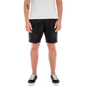 Saltrock - Minack - Men's Sweat Shorts - Black  39960976490681 Mens Outerwear