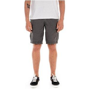 Saltrock - Penwith - Men's Cargo Short - Grey  31446495330386 General Clothing