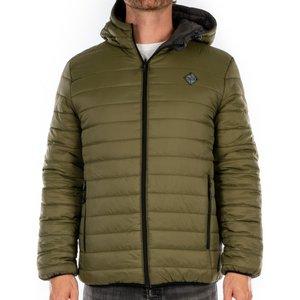 Saltrock - Rusik - Reversible Jacket - Grey/green  32767978274898 General Clothing