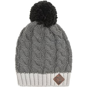 Saltrock - Seasons - Women's Beanie - Grey  32831665045586 Clothing Accessories