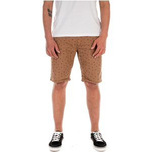 Saltrock - Sennen Tribe - Chino Shorts - Brown  39960873140409 Mens Outerwear