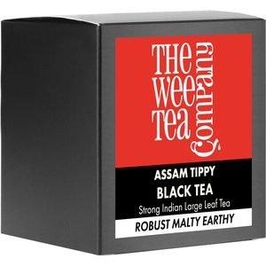 Assam Tea Large Leaf - 100% Traditional And Bold The Wee Tea Company 29707