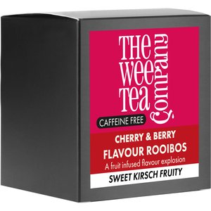 Cherry & Berry Flavoured Rooibos Tea - Top 3 Rooibos Blends, Undeniably Intriguing The Wee Tea Company 29748