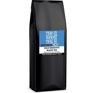 Decaf Breakfast Tea - Rich Flavour 1 - Caffeine 0! The Wee Tea Company 29471
