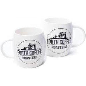 Forth Coffee Mug - Cool And Ergonomic Mug In 2 Sizes - Espresso Mug The Wee Tea Company 32108