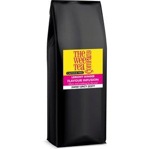 Lemon And Ginger Fruit Tea - Heavenly Hug In A Mug. Top 5 Herbal Infusion The Wee Tea Company 29778