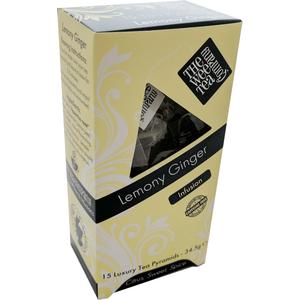 Lemon And Ginger Fruit Tea - Heavenly Hug In A Mug. Top 5 Herbal Infusion The Wee Tea Company 30299
