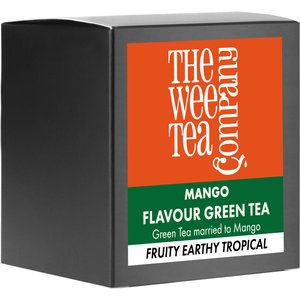 Mango Green Tea - Our Exciting No. 1 Flavoured Green Tea The Wee Tea Company 24541