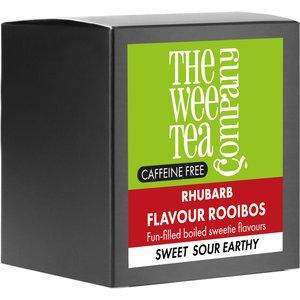 Rhubarb Rooibos Tea - We Think You Will 100% Love It. The Wee Tea Company 29815