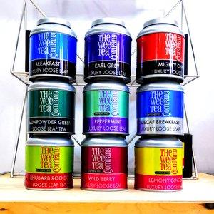 Wholesale Tea Service Starter Pack - Loose Leaf Tea The Wee Tea Company 26519