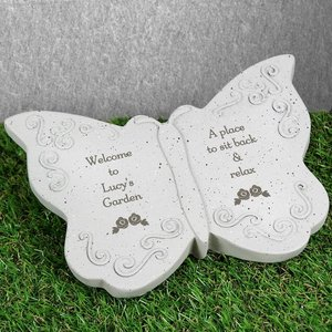 Floral Butterfly Ornament For You Personalised Gifts P011397 22 x 17 x 8 cm