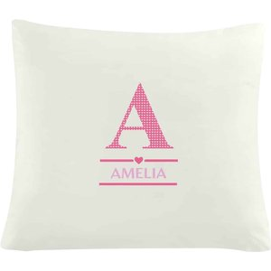 Girls Initial Cushion Cover For You Personalised Gifts P0510d86