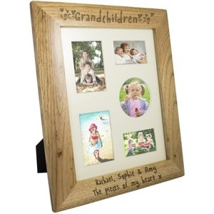 Grandchildren 8x10 Wooden Photo Frame For You Personalised Gifts P011150 26.6 x 31.7 x 1.8 cm