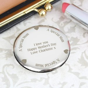 Mum Compact Mirror For You Personalised Gifts P0102r52