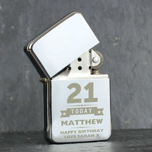 Personalised Birthday Star Lighter For You Personalised Gifts P0103a68