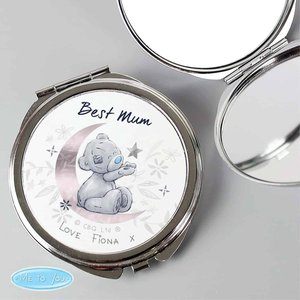 Personalised Moon & Stars Me To You Compact Mirror For You Personalised Gifts P0104l96