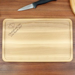 Rectangle Chopping Board For You Personalised Gifts P011406