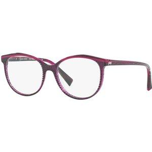 Alain Mikli A03069 006 Black-violet Contact Lenses