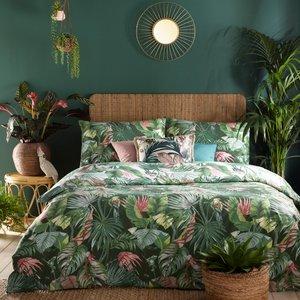 Furn. Amazonia Rainforest Duvet Cover Set Jade Amazoni/d01/jad Beds, Jade