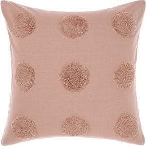 Linen House Haze Tufted Pillow Sham Maple Lhhaze/b05/map Beds, Maple