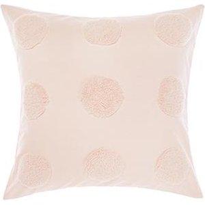 Linen House Haze Tufted Pillow Sham Peach Lhhaze/b05/pea Beds, Peach